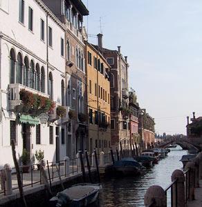 Hotel Alla Salute Venice Italy